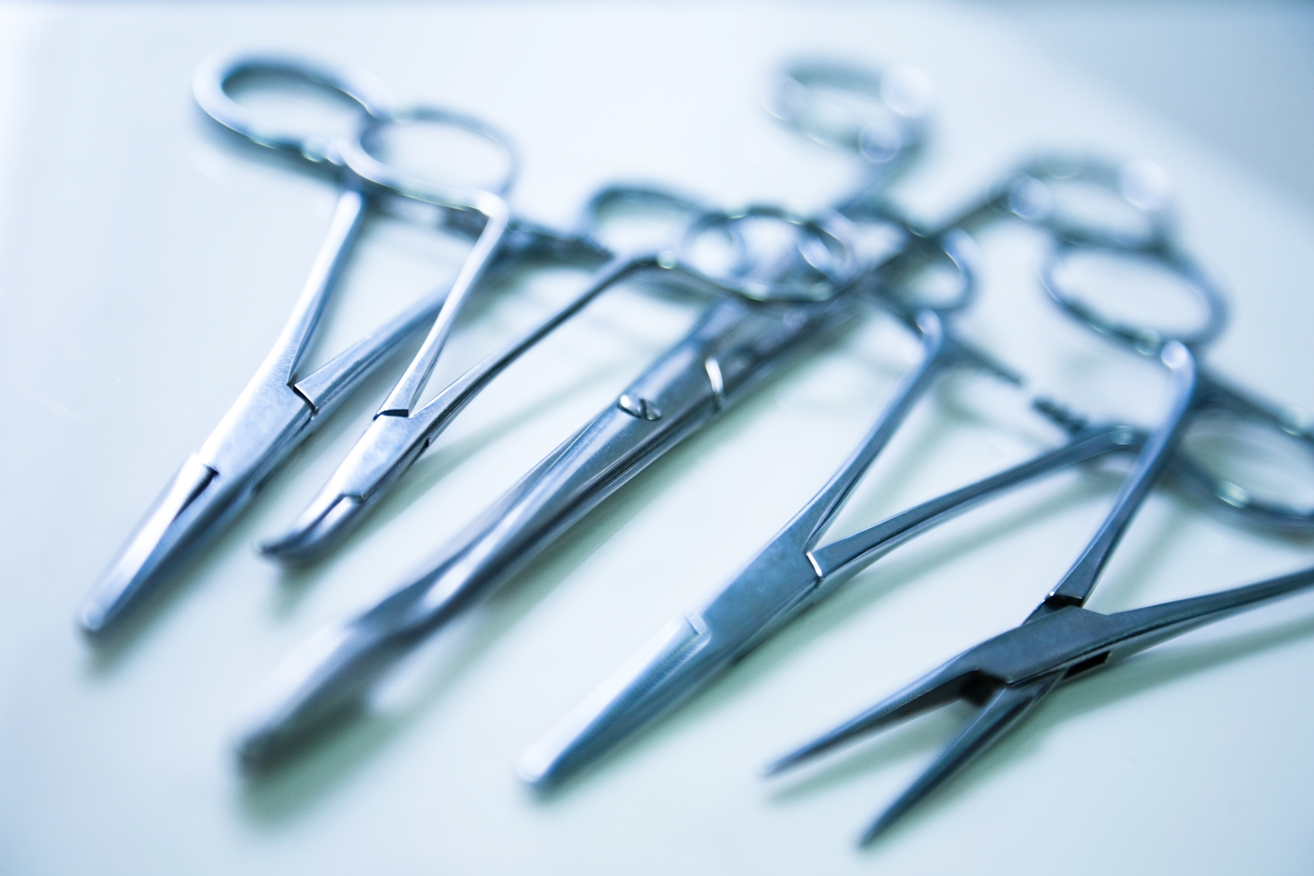 decontamination of surgical instruments